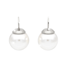 Load image into Gallery viewer, REBECCA Malibu Pearl Earrings