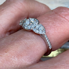 Load image into Gallery viewer, Platinum Laura Engagement Ring - 1.02ct