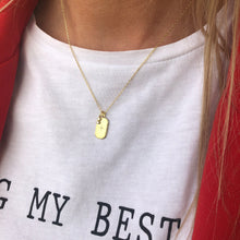 Load image into Gallery viewer, SUNSHINE Ingot Necklace