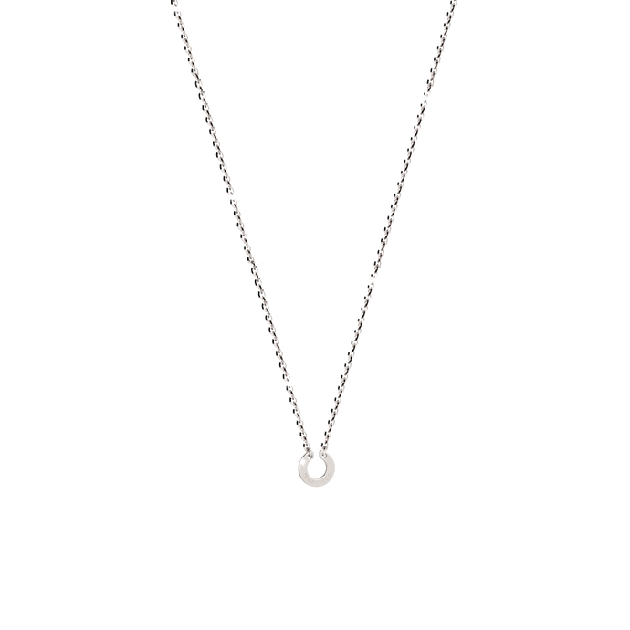 REBECCA MyWorld Silver Chain with Swarovski 36-44cm
