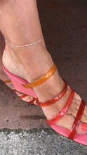 Sunshine Anklet - Beads with a Twist