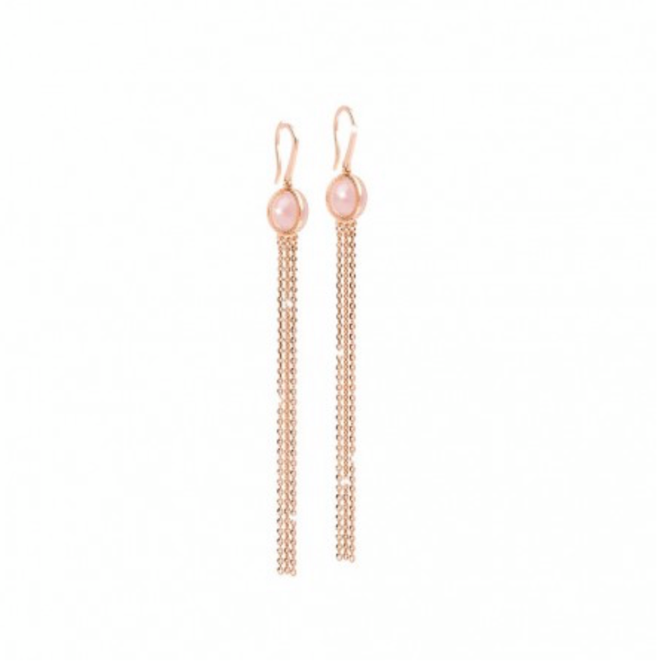 REBECCA Rio Rose Earrings