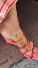 Load image into Gallery viewer, Sunshine Anklet - Boho Feather
