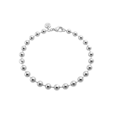 Load image into Gallery viewer, REBECCA MyWorld Letter Bracelet - Silver|Crystal Initial