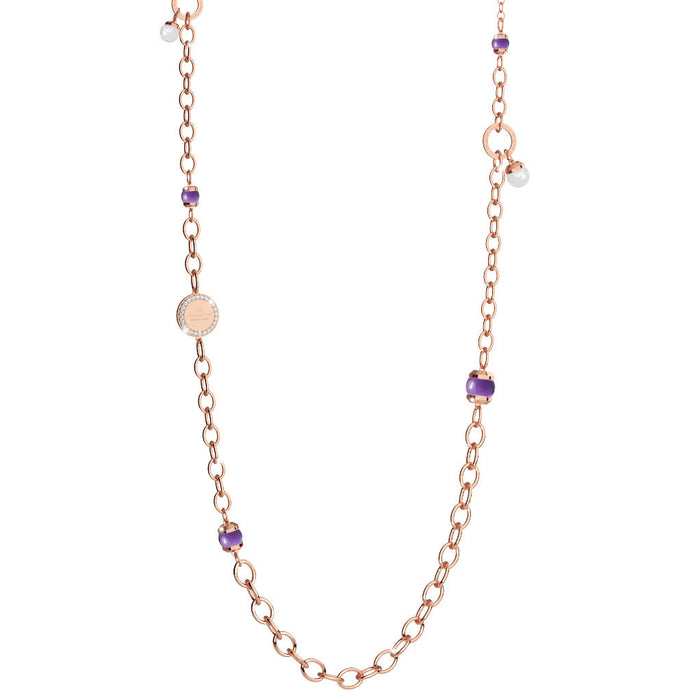 REBECCA Hollywood Long Necklace