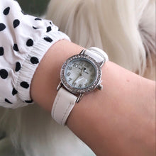 Load image into Gallery viewer, Holy Communion Watch with Glam Bezel