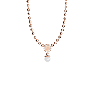 REBECCA Boulevard Pearl Necklace