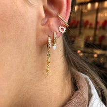 Load image into Gallery viewer, Ear Candy Cuff Gold Plated CZ