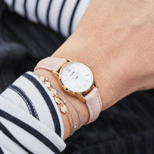 Load image into Gallery viewer, CLUSE La Vedette Rose Gold White/Pink