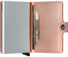 Load image into Gallery viewer, SECRID Miniwallet Metallic Rose