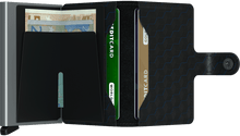 Load image into Gallery viewer, SECRID Miniwallet Optical Black-Titanium