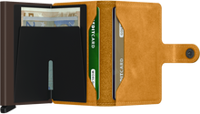 Load image into Gallery viewer, SECRID Miniwallet Vintage Ochre