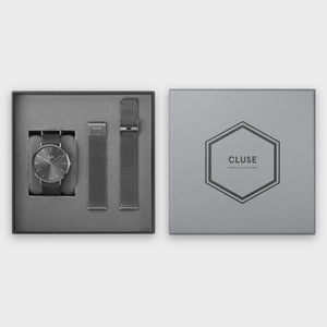 CLUSE La Bohême Striking Grey Special Edition Giftset