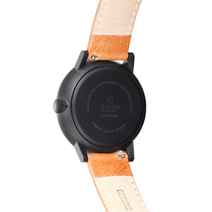 OBAKU Gents Venlig Tan Watch