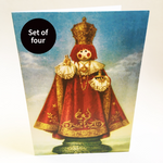 St Bosco of Montrose — set of four — A6 greeting cards