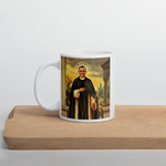 St Barack of Moneygall New Irish Icons Mug