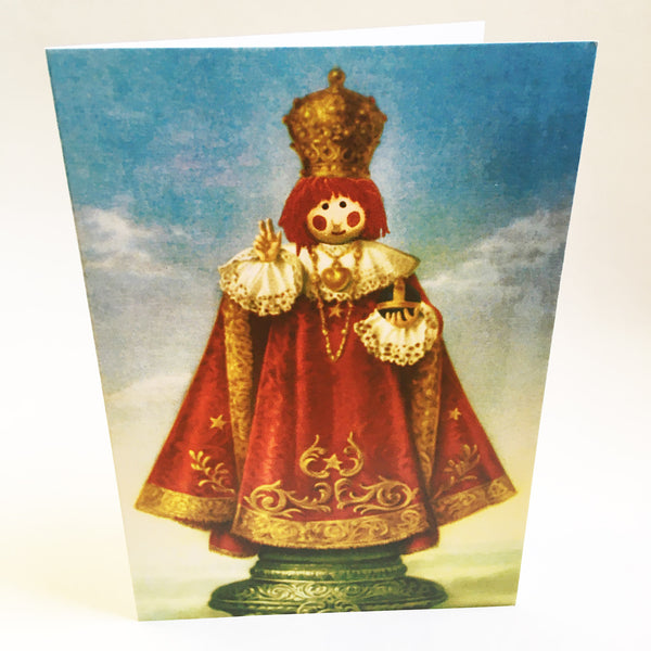St Bosco of Montrose — A6 greeting card