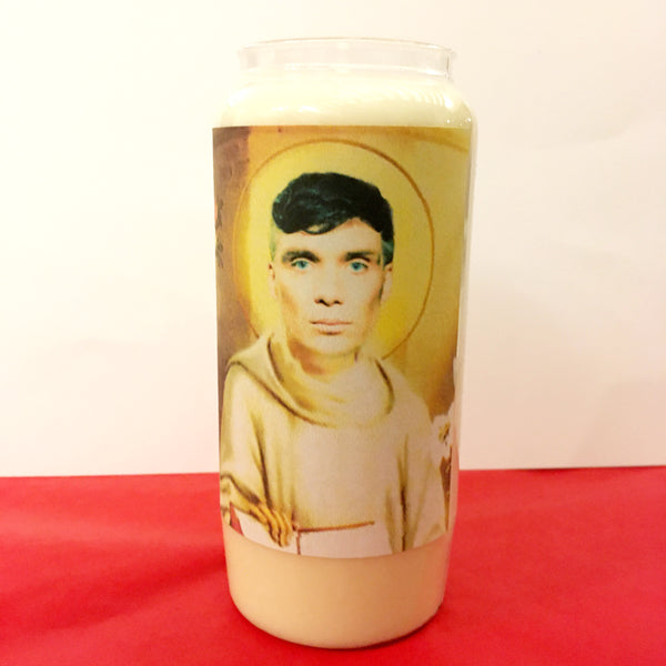 St Cillian of Cork New Irish Icons Candle