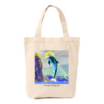 St Fungie of Dingle Bay Tote Bag