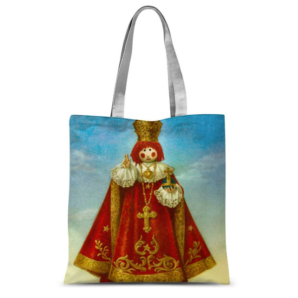 St Bosco of Montrose New Irish Icons sublimation tote bag