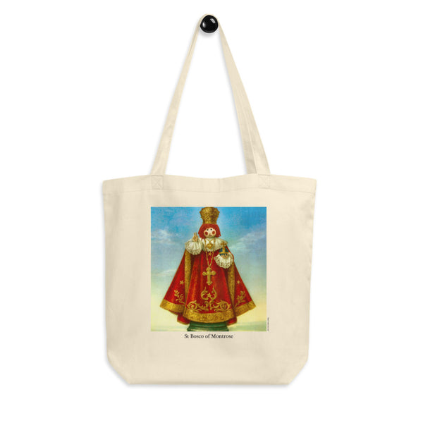 St Bosco of Montrose Tote Bag