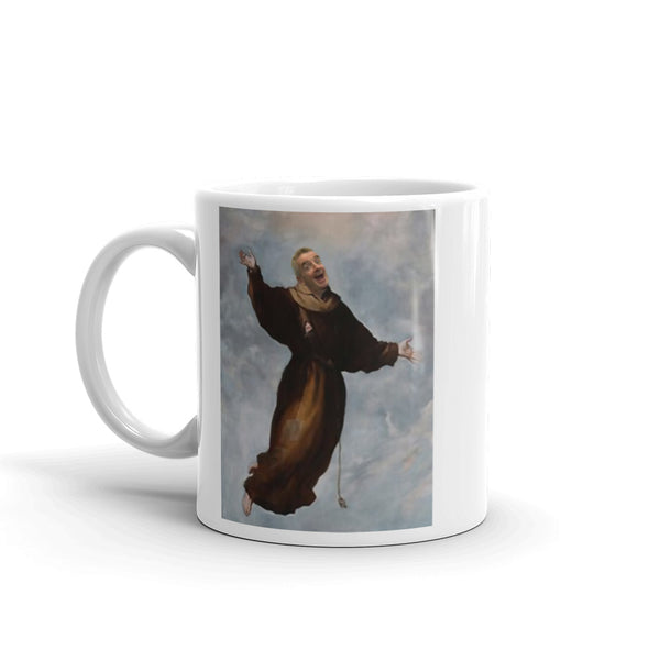 St Michael of 4,000ft - New Irish Icons mug