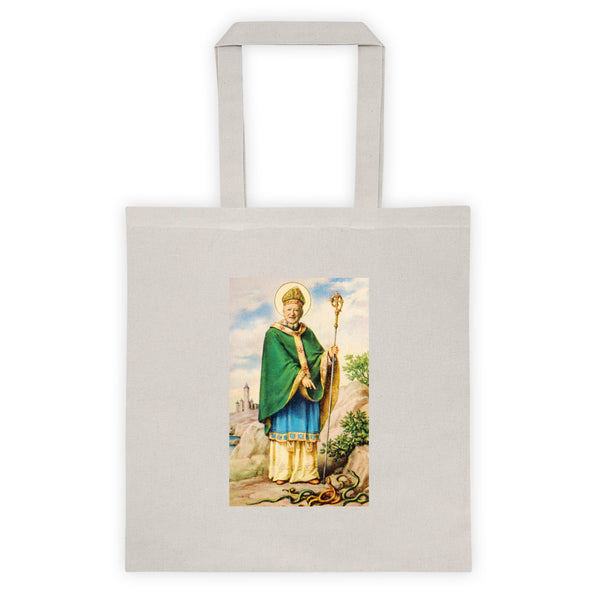 St Michael D of the Áras Tote bag
