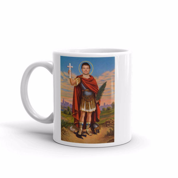 St Brian of Leinster New Irish Icons mug