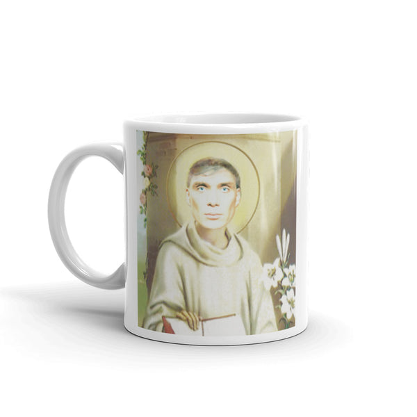 St Cillian of Cork New Irish Icons mug