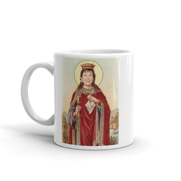 St Mary of Mná na hÉireann New Irish Icons mug