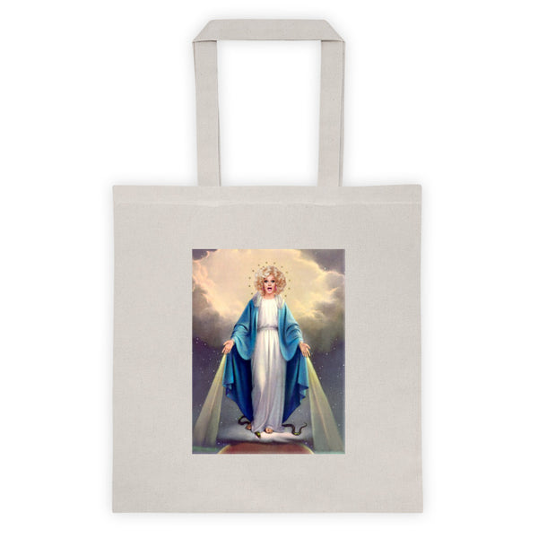 St Panti of Capel Street Tote bag