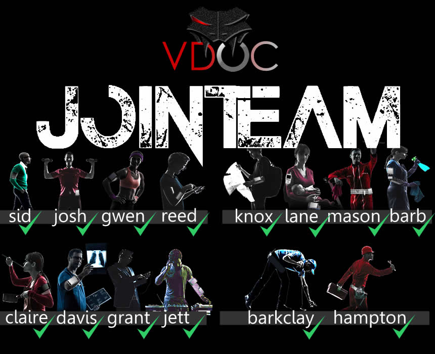 TEAM VDOC ADVISORS SUPER Group Created