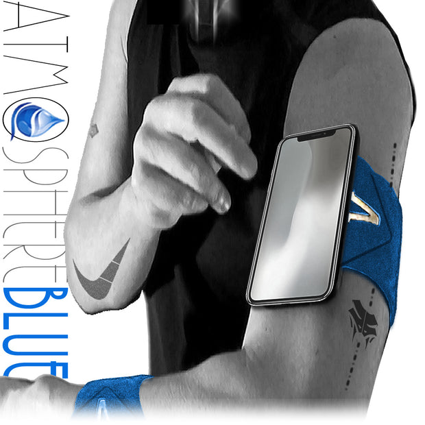 THE VIPER360°® A NEW ALL iPhones, ALL Samsung Phones ARMBAND - IMPROVES MOBILITY