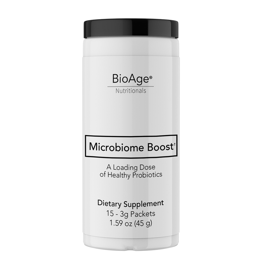 Microbiome Boost