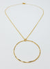 The Chaya Necklace - One Circle Necklace