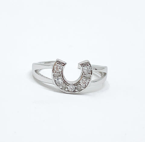 Horseshoe Toe Ring