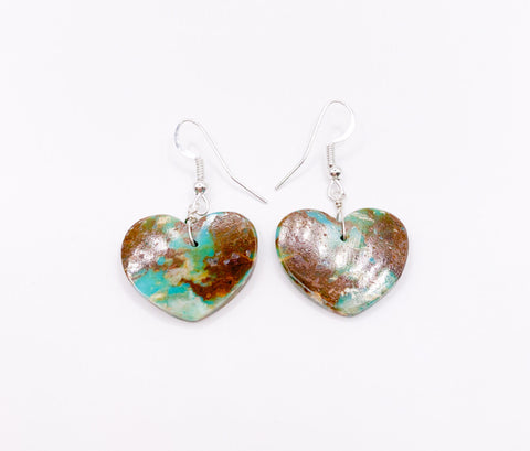 Slab Heart Dangles