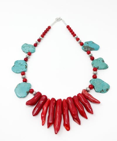 Chili Pepper Hot Necklace