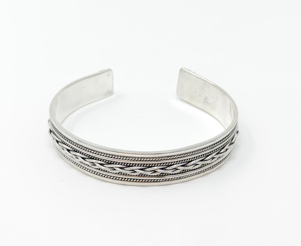 Twisted Rope Cuff