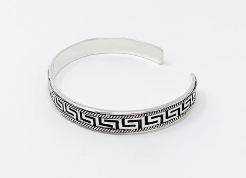 Southwest Geometric Cuff