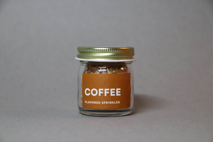 Coffee sprinkles