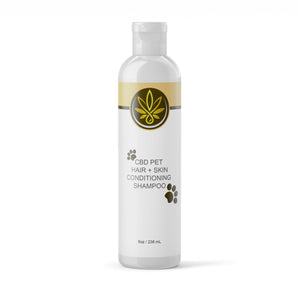 CBD Pet Conditioning Shampoo - www.puresourceextracts.com
