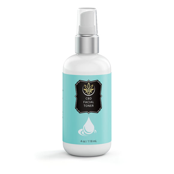 CBD Facial Toner - www.puresourceextracts.com