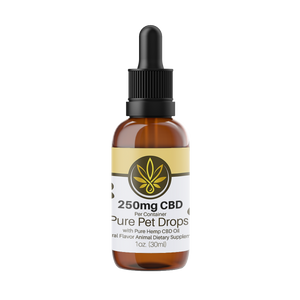 Pure Source CBD Pet Drops (isolate)