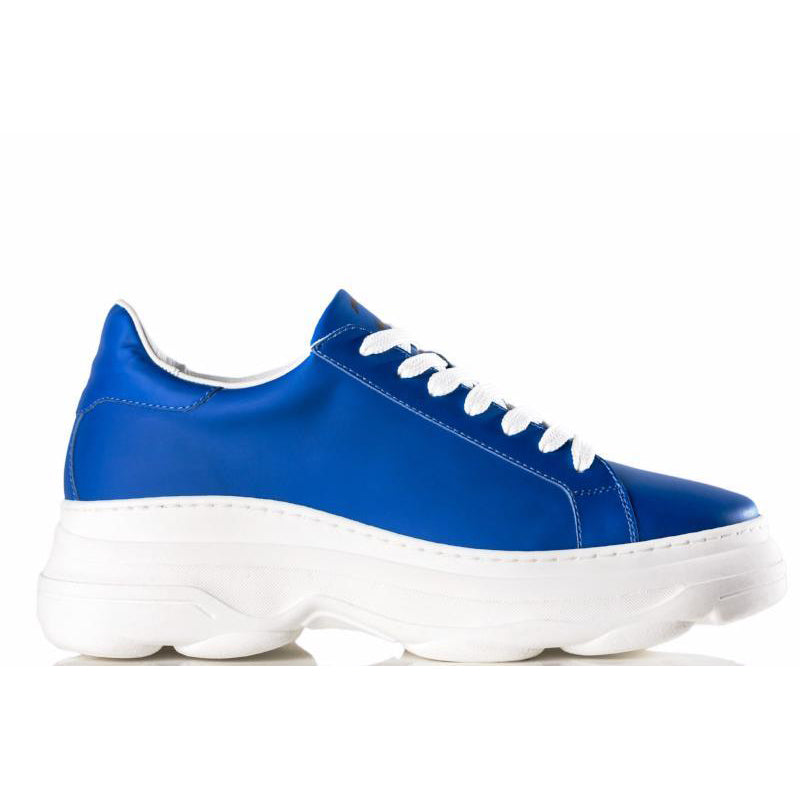 Ladies Camps Bay Blue Sneaker (sample sale 37,39,40)