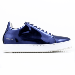 Blue HSX Sneaker (Sample Sale 40,42,43,44)