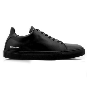Black Sharp Sneakers