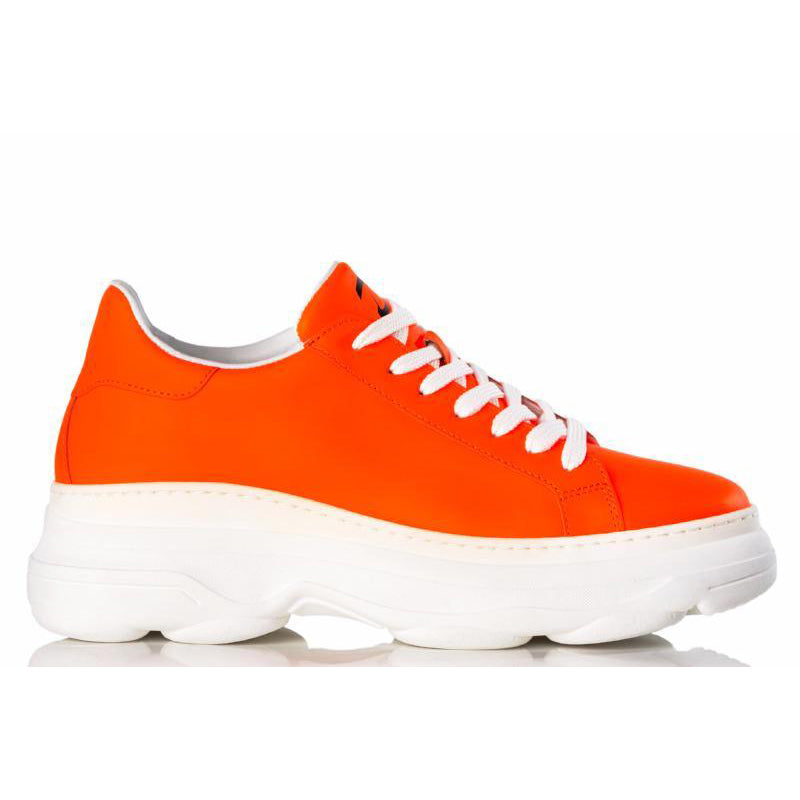 Ladies Camps Bay Orange Sneaker