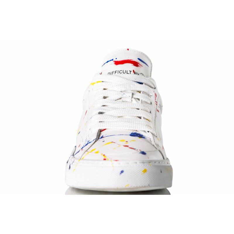 Ladies Madison Picasso Ltd Edition Sneaker (sample sale 38)