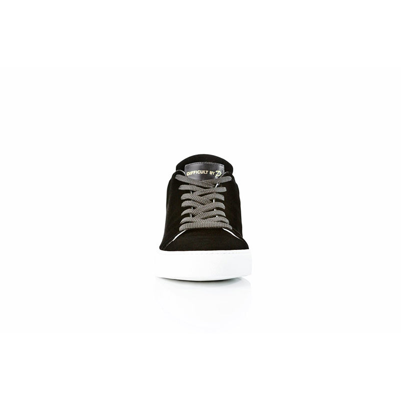 Madison Black Velvet Sneaker